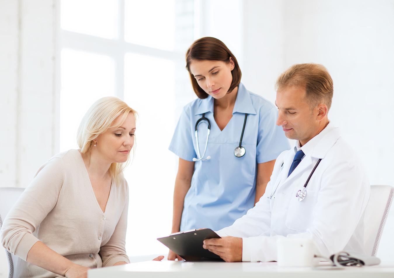 Пациент знакомство врач и